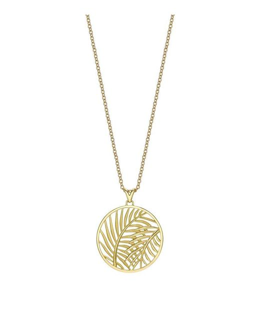 Theo Fennell | Metallic Medium Palm Diamond Pendant | Lyst