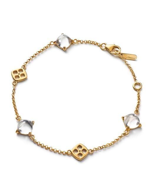 Baccarat - Metallic Mini Mdicis Bracelet - Lyst