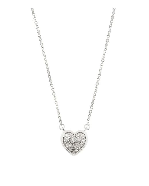 Links of London - Metallic Diamond Essentials Pave Round Necklace - Lyst