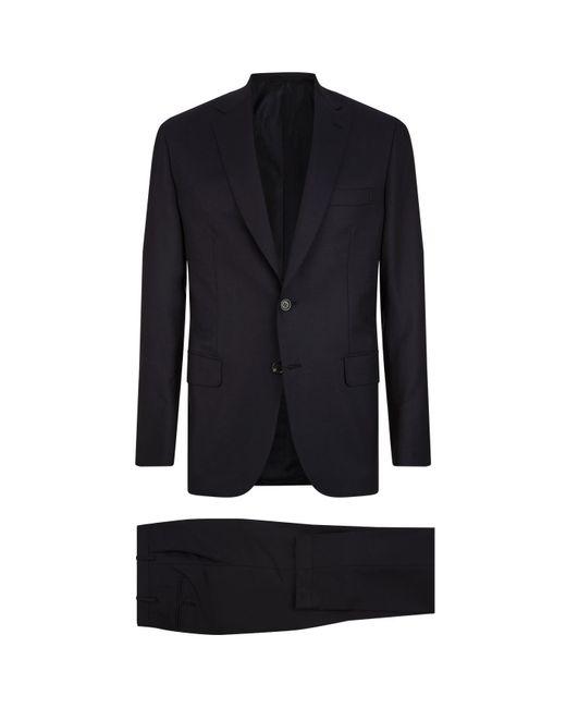 Brioni - Blue Madison Wool Suit for Men - Lyst