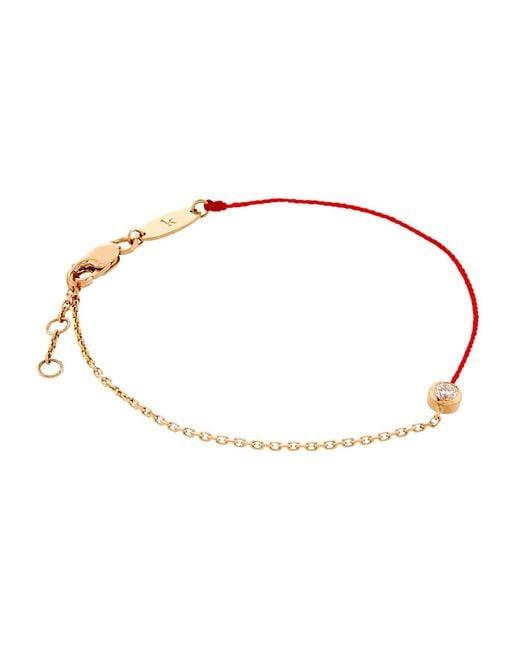 RedLine | Red Pure Double Bracelet | Lyst
