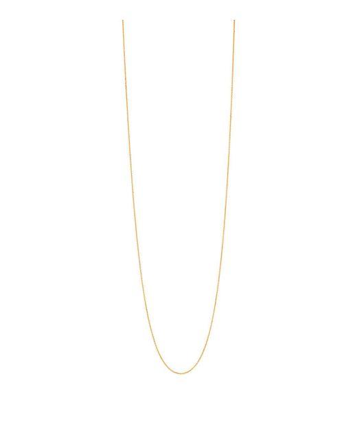 Links of London - Metallic Yellow Gold Essentials Chain (80cm) - Lyst