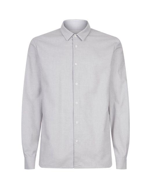 Stephan Schneider | Natural Soft Cotton Shirt for Men | Lyst