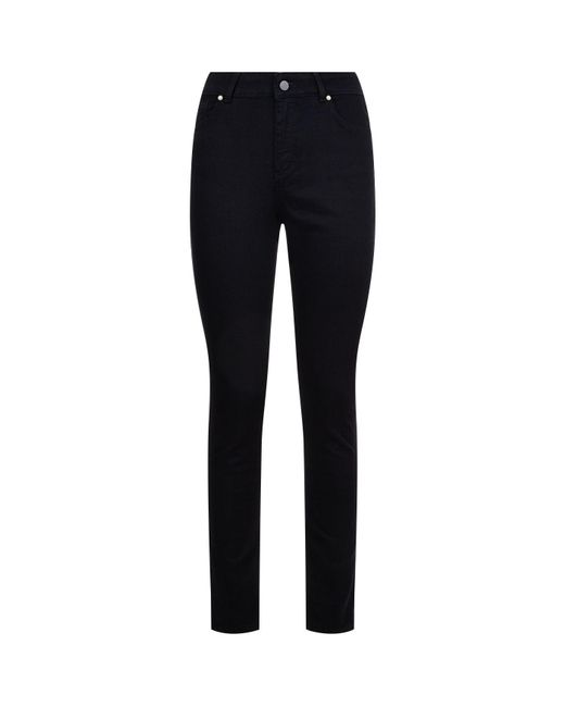 Claudie Pierlot | Blue Pearl Pocket Skinny Jeans | Lyst