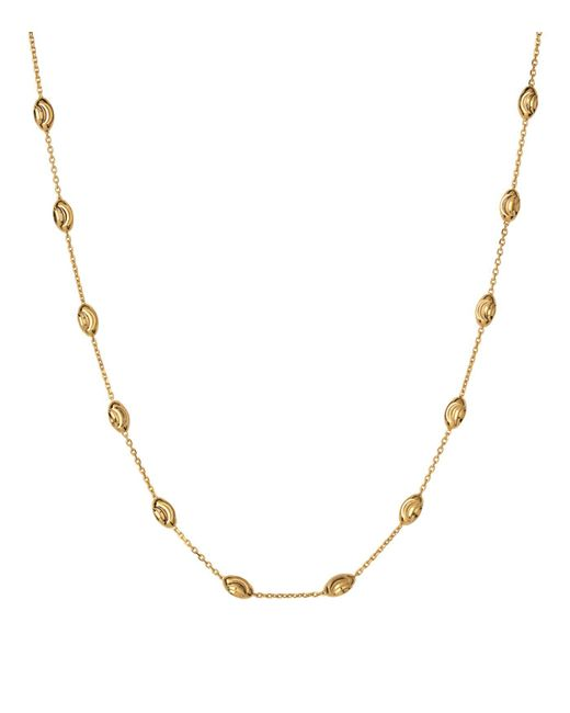 Links of London | Metallic Essentials Beaded Chain Necklace | Lyst