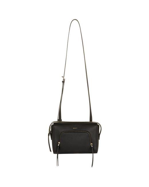 DKNY   Black Greenwich Cross Body Bag   Lyst