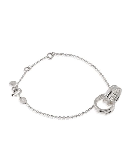 Links of London | Metallic 20/20 Interlocking Bracelet | Lyst