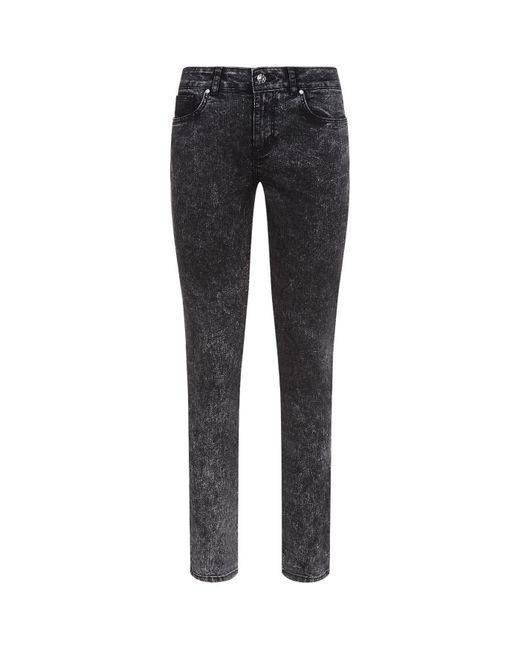 Claudie Pierlot   Black Acid Wash Jeans   Lyst