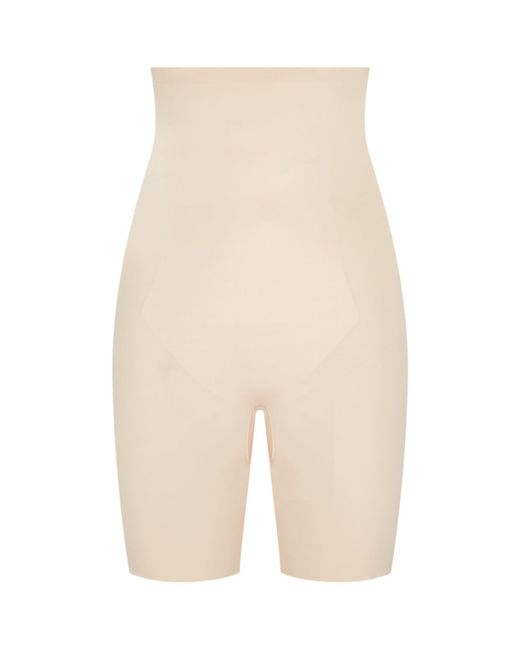Spanx - Natural Higher Power Sculpting Shorts - Lyst