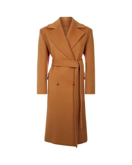 Roksanda - Brown Nate Coat - Lyst