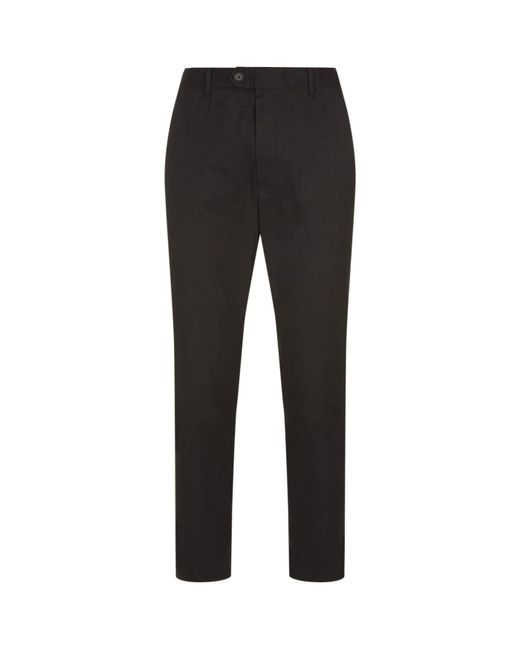 AllSaints - Black Kato Trousers for Men - Lyst