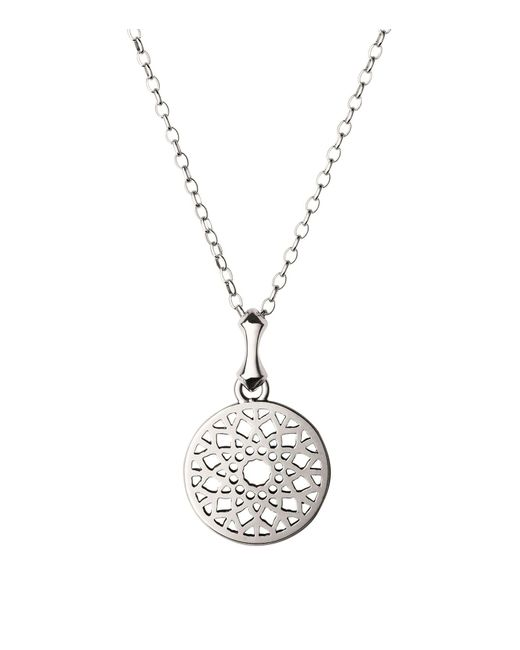Links of London - Metallic Timeless Small Pendant Necklace - Lyst