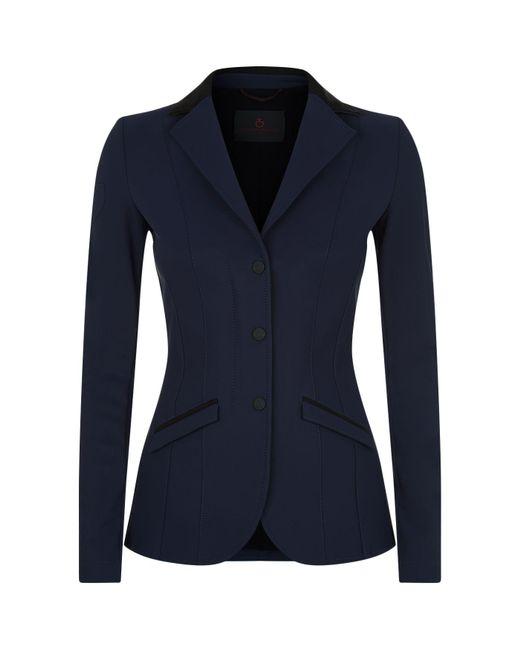 Cavalleria Toscana - Blue Notched Lapel Riding Jacket - Lyst