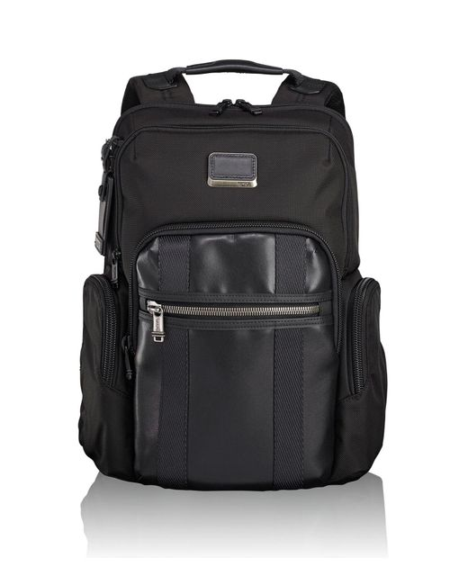 Tumi - Black Sheppard Deluxe Briefcase for Men - Lyst