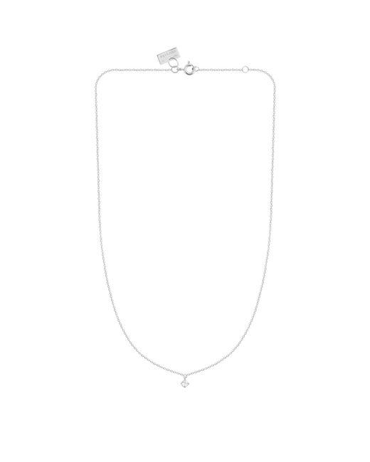 Vanrycke - White Gold And Diamond Pendant Necklace - Lyst