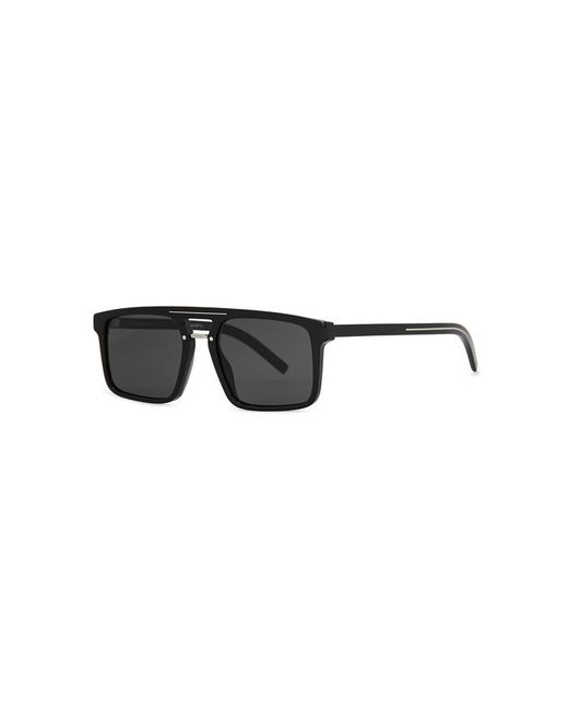 c0926053052c Dior Homme Blacktie 262s Aviator-style Sunglasses in Black for Men ...