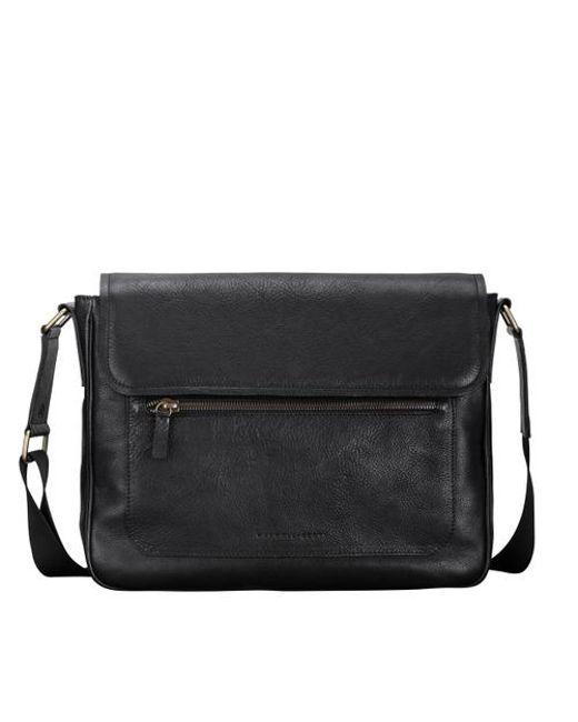 Maxwell Scott Bags Men S Modern Black Italian Leather Satchel Bag In b51df6956e