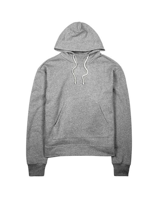 John Elliott - Gray Kake Grey French Terry Sweatshirt - Size M for Men - Lyst