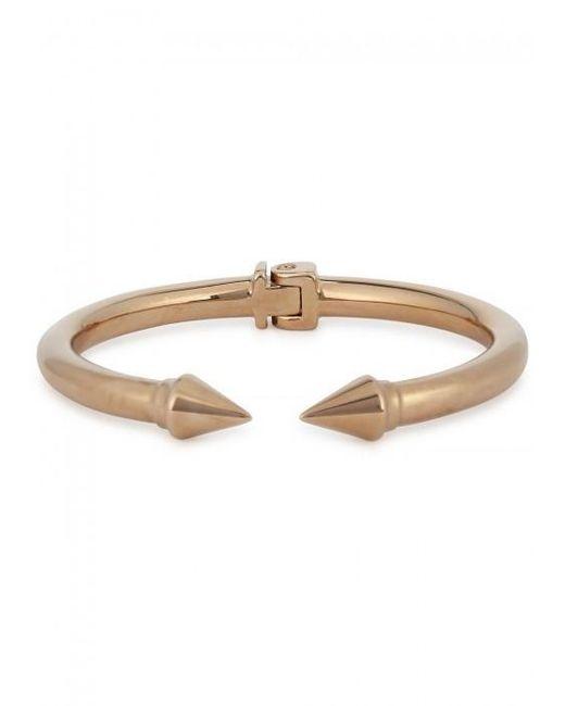Vita Fede   Metallic Mini Titan Rose Gold-plated Bracelet   Lyst