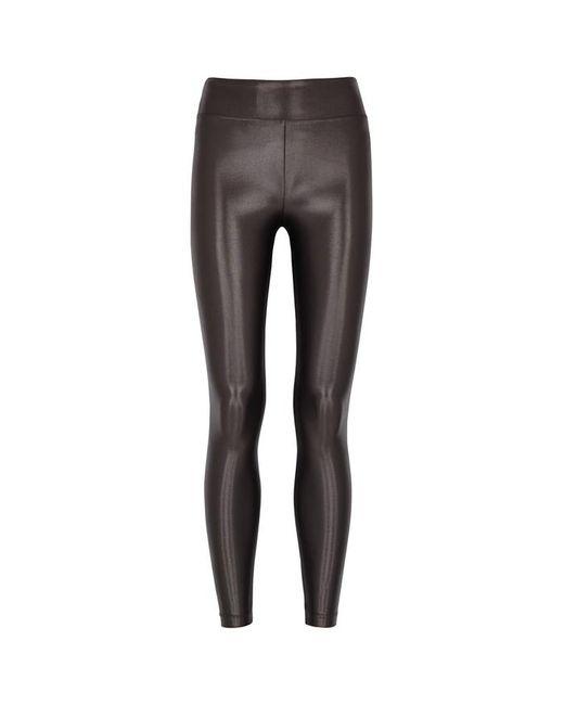 Koral - Gray Lustrous Charcoal Jersey Leggings - Lyst