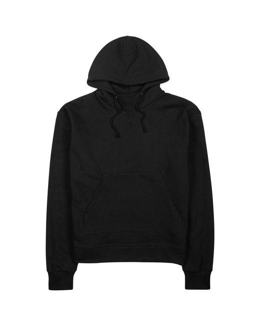 John Elliott - Kake Black Cotton Sweatshirt - Size M for Men - Lyst