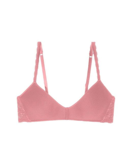 16a92edeb Cosabella - Pink Never Say Never Wireless Comfie Bra