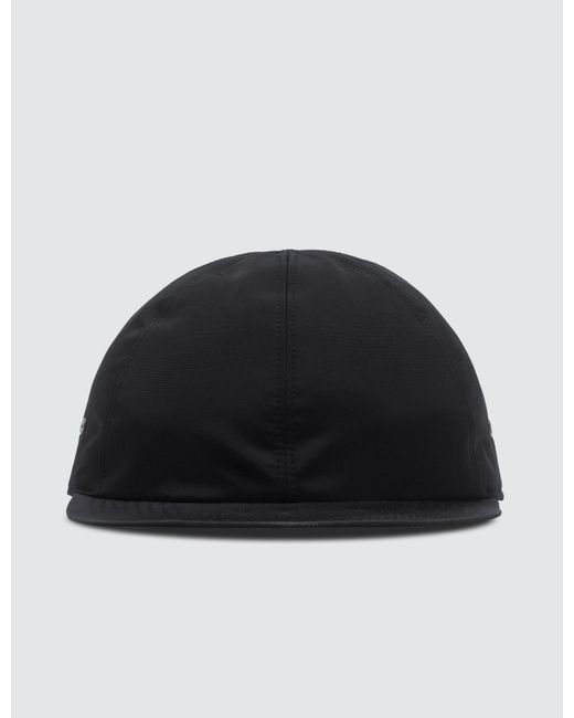 42a555a70bf06 1017 ALYX 9SM - Black Baseball Cap With Buckle for Men - Lyst ...