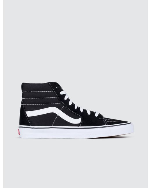 d917feca07 Lyst - Vans Sk8-hi in Black for Men - Save 47%