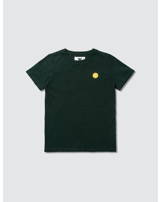 WOOD WOOD - Green Ola S/s T-shirt for Men - Lyst