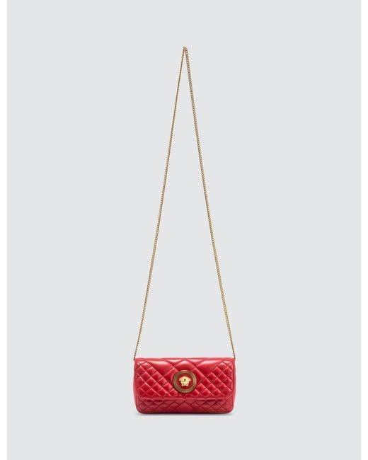 5c0d73cf Women's Pink Mini Quilted Cross Body Bag