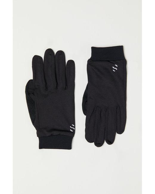 Gants running H&M pour homme en coloris Black