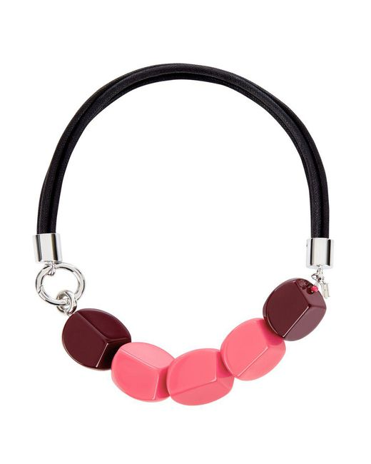Hobbs - Multicolor Carmella Necklace - Lyst