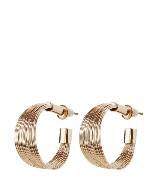 Hobbs | Metallic Sara Earrings | Lyst