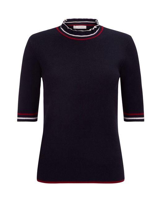 Hobbs | Blue Grace Sweater | Lyst