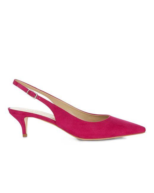 Hobbs - Pink Annie Slingback - Lyst