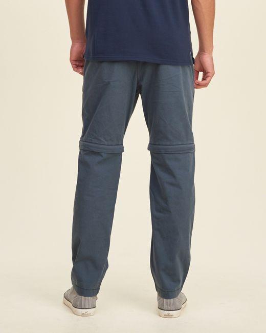 Zipper Fly Slimming Straight Leg Pants For Men - Light Khaki - 30 (0) TJJV6NYGS06 Note: For multiple item orders, the processing time will be .