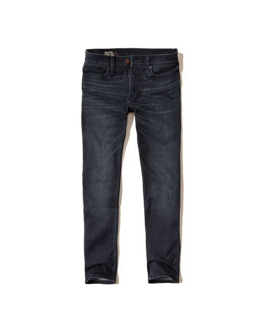 hollister dark jeans for men - photo #42