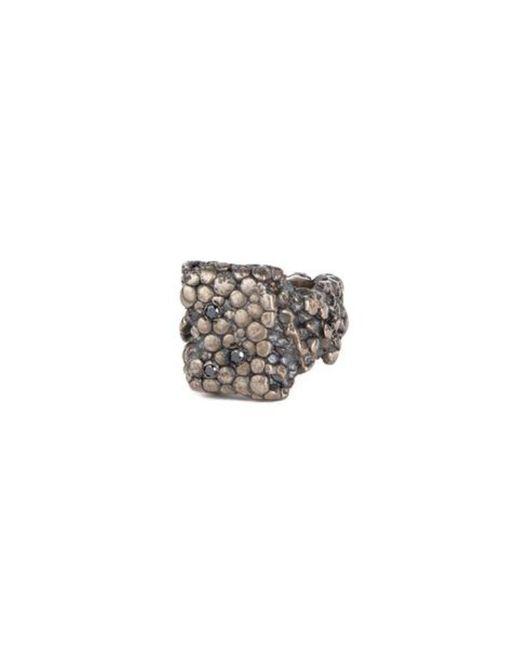 Tobias Wistisen - Multicolor Lava Stones Chevaliere - Lyst