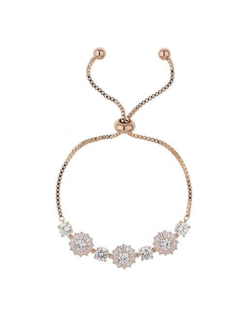 Mikey | White Cubic Daisy Bead Box Chaintieup Bracelet | Lyst