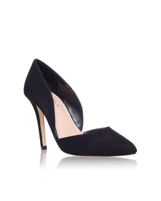 Carvela Kurt Geiger | Black Lexi High Heel Court Shoes | Lyst