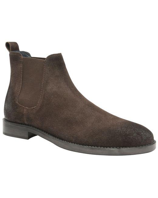 Frank Wright   Brown Wyatt Mens Slip On Chelsea Boots for Men   Lyst