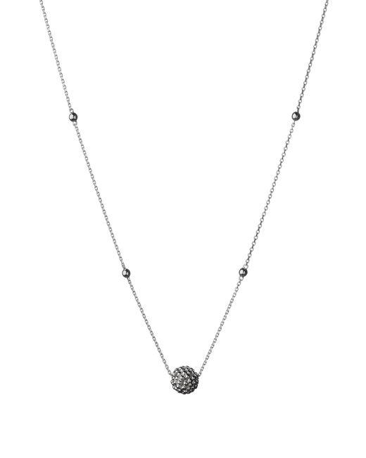Links of London | Metallic Sterling Silver Effervescence Bubble Necklace | Lyst