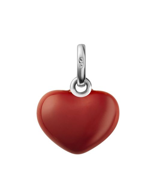 Links of London | Red Heart Charm | Lyst