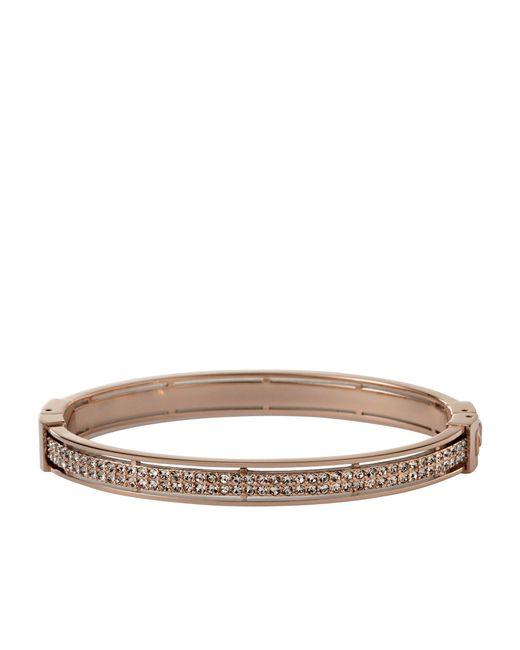 Fossil | Pink Jf00104791 Ladies Rose Iconic Glitz Bracelet | Lyst