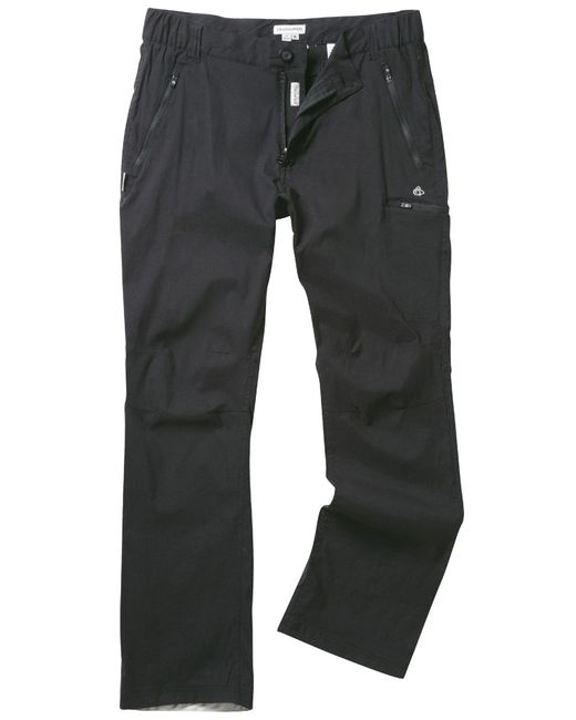 Craghoppers | Black Kiwi Pro Stretch Active Trousers for Men | Lyst