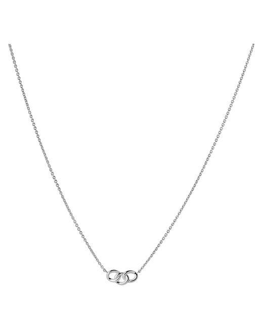 Links of London | Metallic Signature Mini Necklace | Lyst