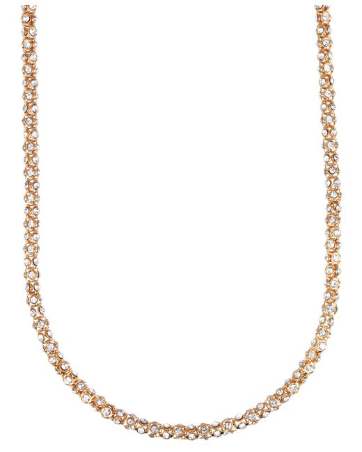 Anne Klein | Metallic Set Of 3 Silver Stud Earrings | Lyst