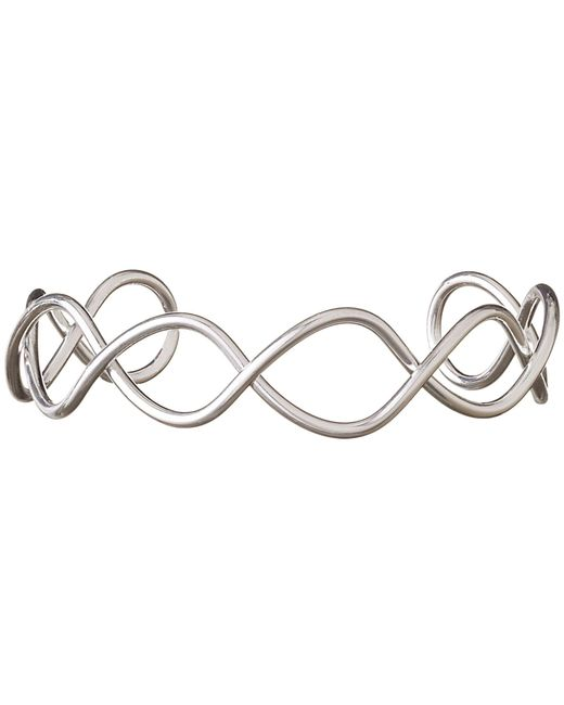 Nine West | Metallic Wire Cuff Bracelet | Lyst