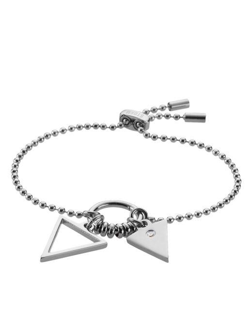 Storm   Metallic Rohaise Bracelet Silver   Lyst