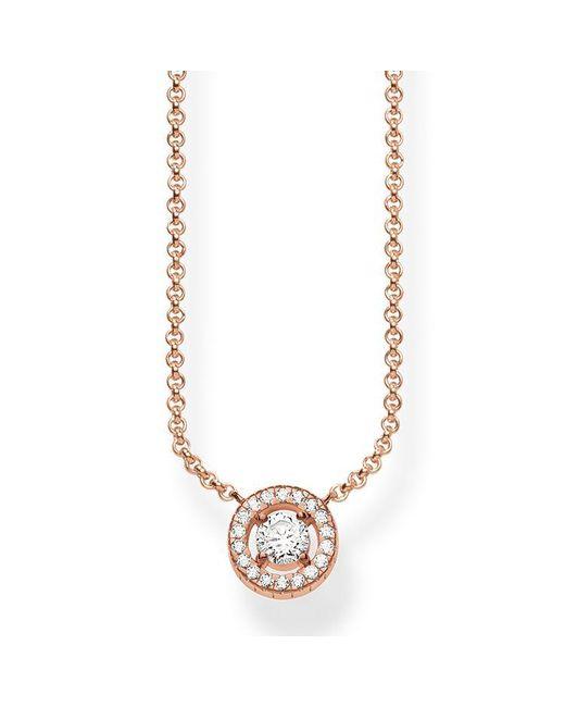Thomas Sabo | Metallic Light Of Luna Necklace | Lyst